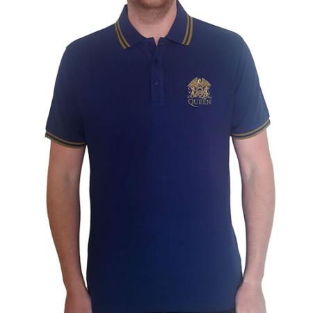 - Crest Logo Polo