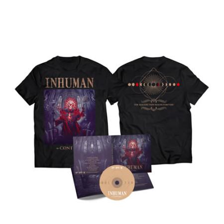 - Contra Tshirt + CD