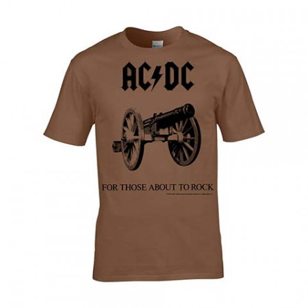 - For those about to Rock (Brown)