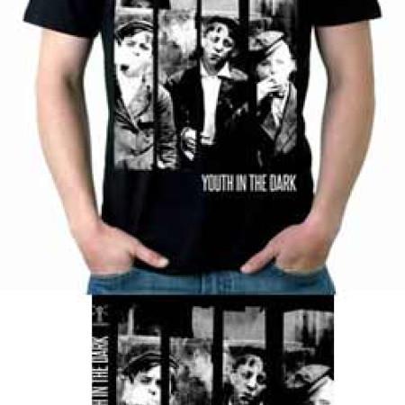 Youth In The Dark (Black) Tshirt + CD