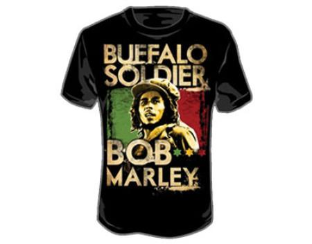 - buffalo soldier