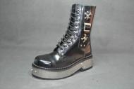 Hard rock punk boot black box