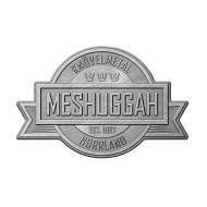 Crest Metal Pin