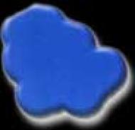 Coral Blue hairdye