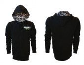 Call Of Duty Black, Logo Zip Hoodie