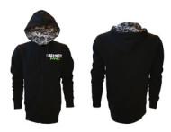 Call Of Duty Black, Logo Zip Hoodie