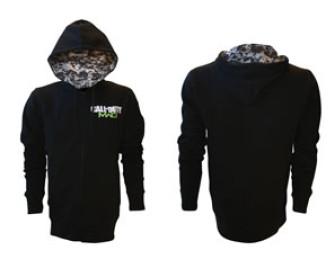- Call Of Duty Black, Logo Zip Hoodie