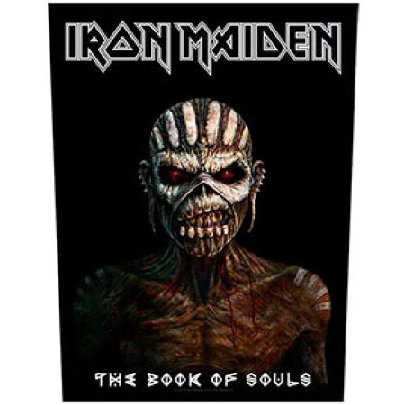 the book of souls BP