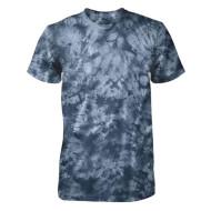 Tie dye blueish