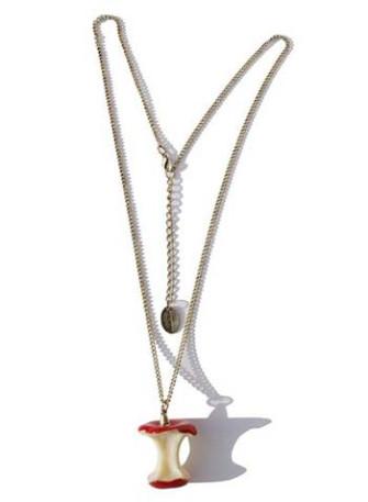 - Apple Core Necklace