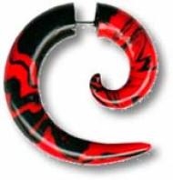 Spiral Piercing