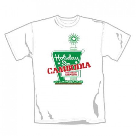 Holiday in Cambodja