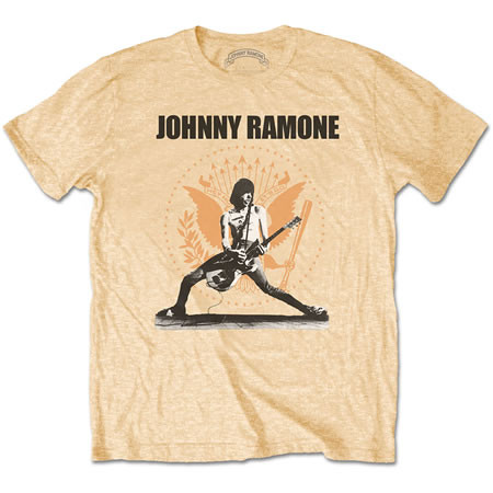 - Johnny Ramone Seal (Gold)