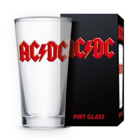 - Logo Pint Glass