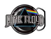 Pink Floyd - Enamel Filled Logo Buckle