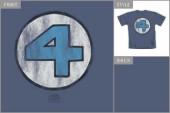 Fantastic 4 - Logo