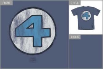 - Fantastic 4 - Logo