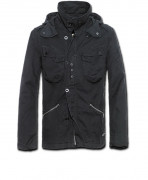 Byron Jacket Black