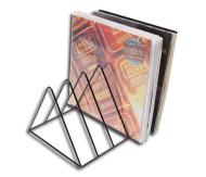 Vinyl Record Holder Triangle
