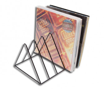 - Vinyl Record Holder Triangle