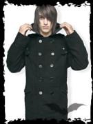 Winter Coat with Detachable Hood