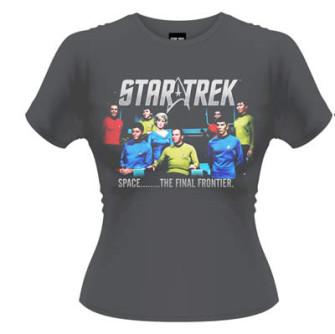 - Star Trek - Final Frontier