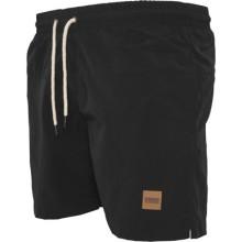 Swim Shorts (Black)