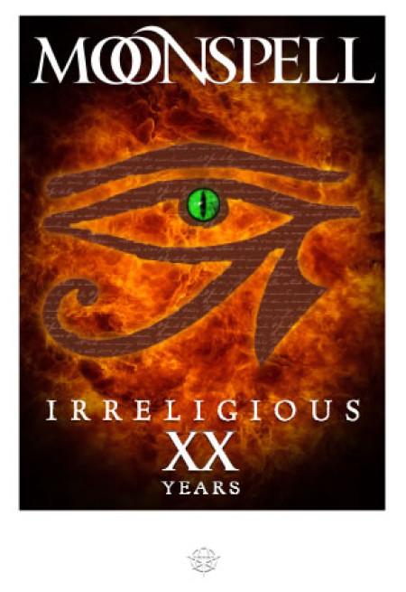 - Irreligious XX Years Poster