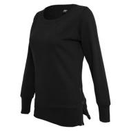 Ladies Side Zip Long Sweatshirt