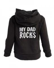 Dad Rocks Kids Hood