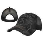 Jack Daniels - Black, Vintage Trucker Cap