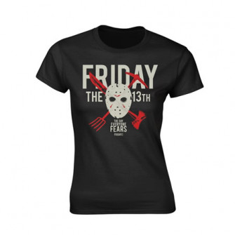 - Friday 13th - Day of Fear