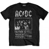 Highway to Hell World Tour 1979/1980