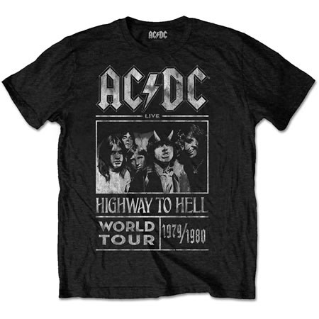- Highway to Hell World Tour 1979/1980