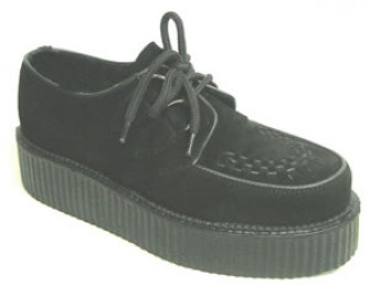 - Steelground  Double d-ring creeper shoe