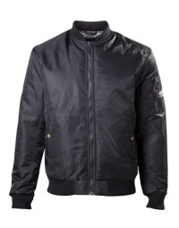 Assassin's Creed - Bomber Jacket with Crest Logo on Back