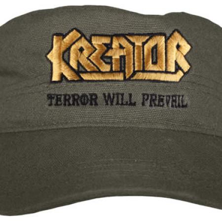 Terror will prevail - Cap