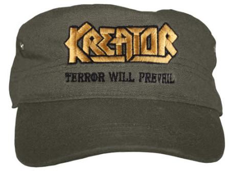 - Terror will prevail - Cap