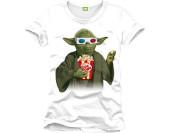 Star Wars - Popcorn yoda 3d