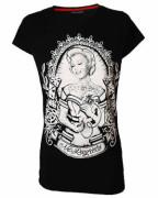 Marilyn No Regrets Womens T Shirt