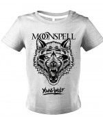 Young Wolf (White, Baby Tshirt)