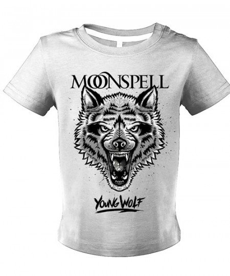 - Young Wolf (White, Baby Tshirt)