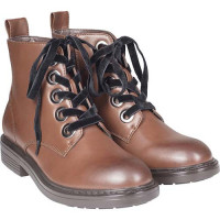 Boots with zipper BRW