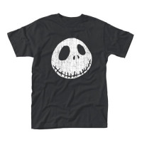 Nightmare Before Christmas - Cracked Face