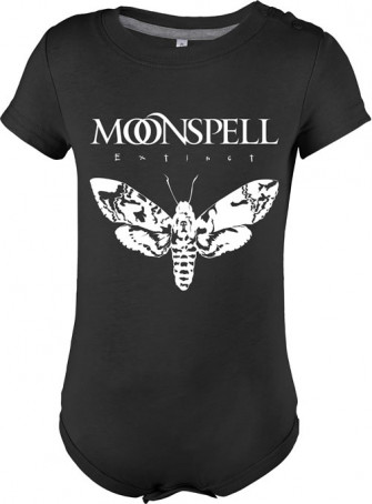 - Extinct Moth Babygrow