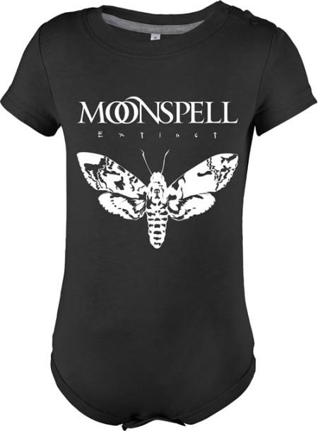 - Extinct Moth Babygrow