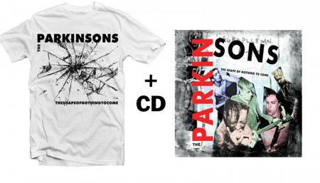 - The Shape of Nothing... (White) + CD