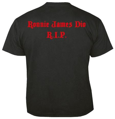 - Ronnie James Dio R.I.P