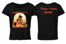 Irreligious XXV Full Moon (Girlie, Tshirt)