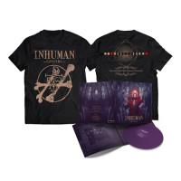 Contra Symbol Tshirt + Purple LP
